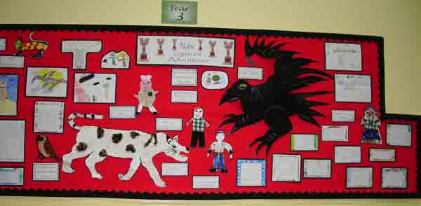 Firs Estate School Display